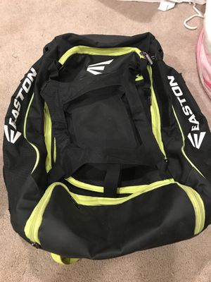 Easton baseball backpack for Sale in Seattle, WA
