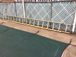 38' ladder aluminum for Sale in Saugus, MA