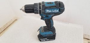 Hammer drill. + Battery for Sale in Los Angeles, CA