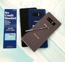 Samsung Galaxy Note 8 64gb Unlocked for Sale in Seattle,  WA