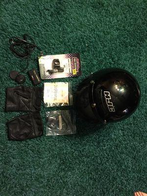 HJC XXL biker helmet for Sale in Great Bend, KS