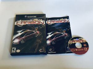 Need For Speed carbon Nintendo GameCube for Sale in Long Beach, CA