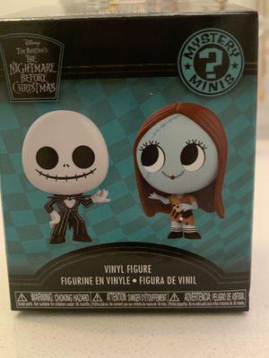 Nightmare Before Christmas Funko Pop Mystery Mini for Sale in Las Vegas, NV