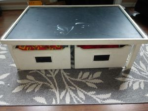 Coffee Table with Storage Drawers for Sale in Woodstock, GA