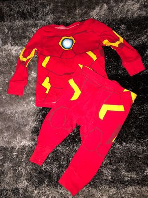 Disney iron man baby boy pjs 6-9m for Sale in Lynwood, CA