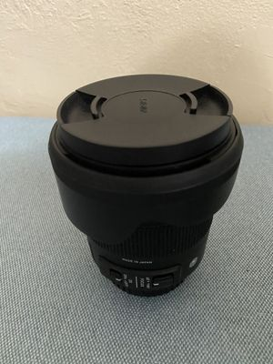 SIGMA 17-70 for Canon for Sale in Fort Lauderdale, FL