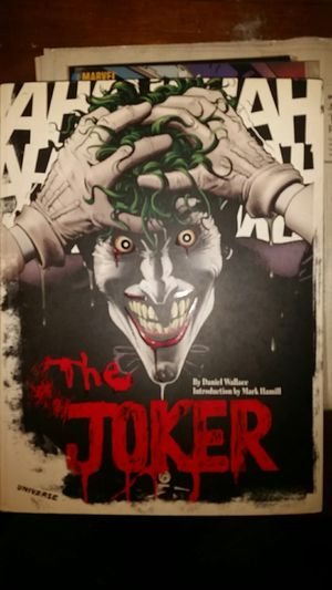 The Joker Coffee Table Book for Sale in Mason City, IA