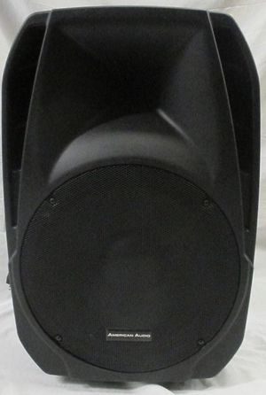 """American audio powered """"15 Bluetooth speaker for Sale in Madera, CA"""