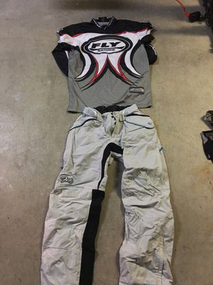 Fox/fly riding gear for Sale in Federal Way, WA