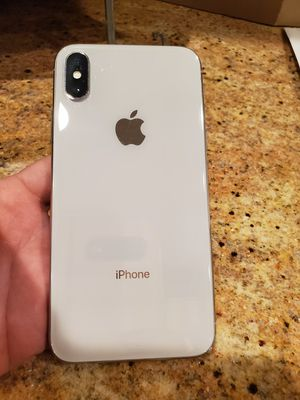 iPhone X 64 for Sale in Chandler, AZ