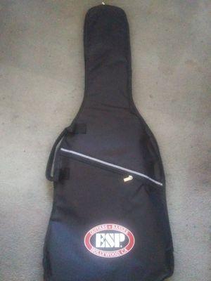 ESP Electric Guitar Soft Case for Sale in Alta Loma, CA