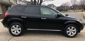 Awesome Black 2007 Nissan Murano Clean 4WDWheels for Sale in Orlando, FL