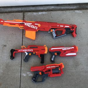 Nerf Mega lot $70 for Sale in San Diego, CA
