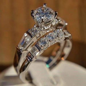 Engagement ring sizes 5.5+6.5+7.5 with box for Sale in Raleigh, NC