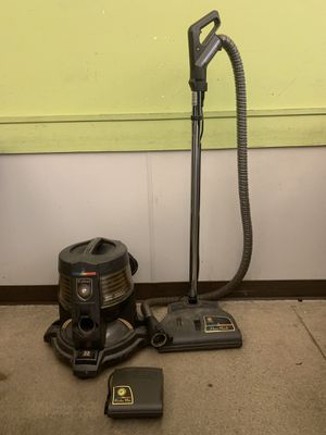 Rainbow E Series Canister Vacuum Cleaner w/ Power Nozzle Hose RainbowMate Tested for Sale in Pelham, NH