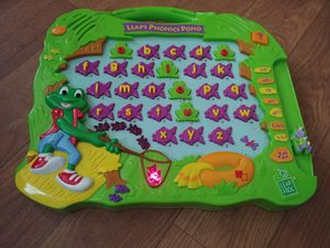 Leap Frog Sounded Learning Board for Sale in TEMPLE TERR, FL