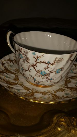 """Scroli"" Gladstone Bone China for Sale in Fairfax, VA"
