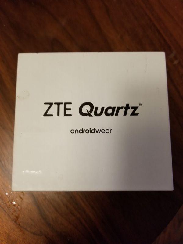 ZTE Quartz android smartwatch