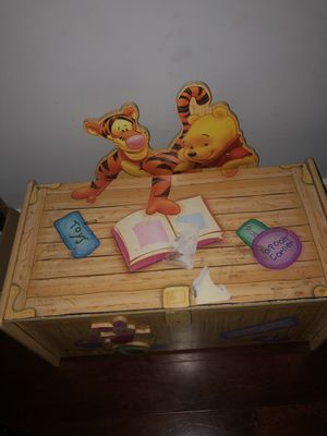 Kids toy chest for Sale in Pittsburgh, PA