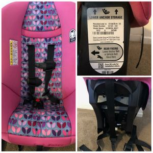 Cosco Scenera NEXT Convertible Car Seat, Gem Bloom for Sale in San Diego, CA