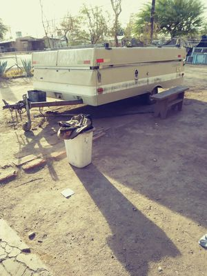 Camping pop-up trailer for Sale in Heber, CA