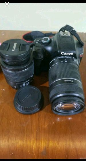 Canon Rebel T3 for Sale in Northumberland, PA