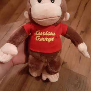 "12"" Gund Universal Studios Curious George 4029019 Monkey Plush Toy for Sale in Carrollton, TX"