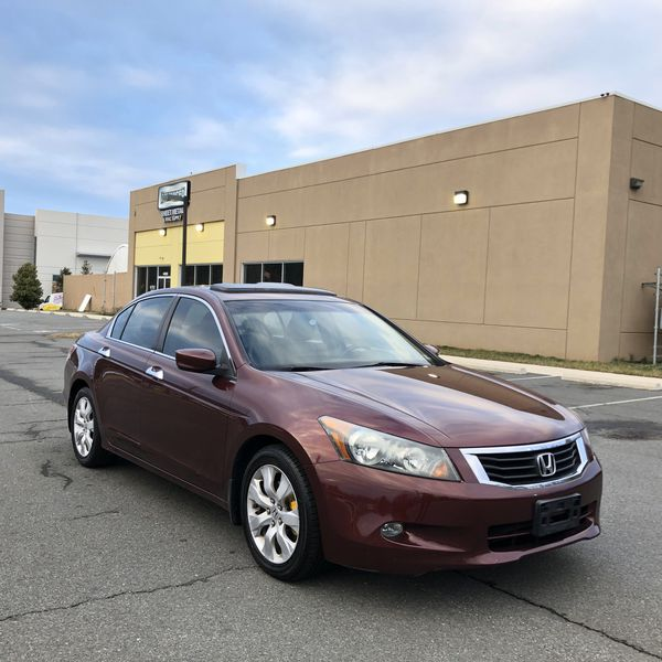 2008 Honda Accord EXL V6 - 1 owner - Low miles