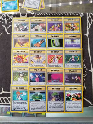 Older Pokemon Cards Sorted by sets to help you finish your collections! for Sale in San Bernardino, CA