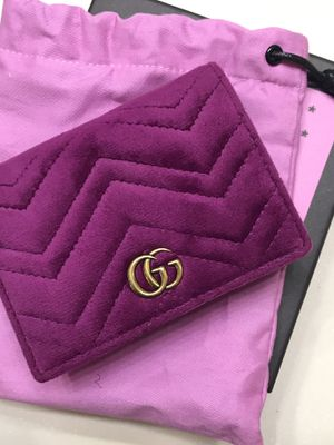 Fuschia Marmont Wallet / Coin Purse for Sale in Houston, TX