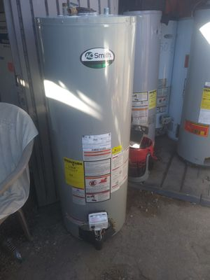 Water heater 50 GALLONS for Sale in Pomona, CA