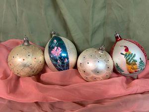 Antique Glass Christmas Ornaments for Sale in Allen Park, MI