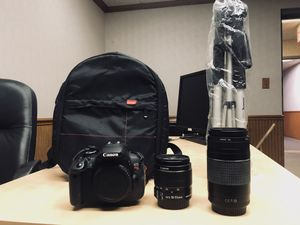 Canon t4i for Sale in Columbus, OH