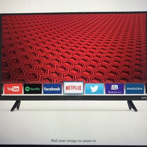 Vizio 50 Inch 1080 P E50-C1 Smart LED Tv for Sale in Los Angeles, CA