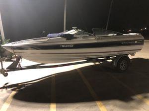 Bayliner Ski Boat and Trailer for Sale in Houston, TX