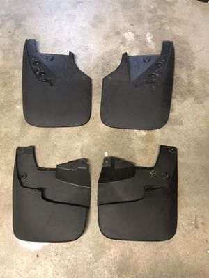 Toyota Tundra Mud Flaps / Splash Guards for Sale in Chino Hills, CA