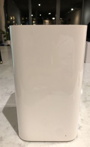Apple AirPort Extreme Gigabit Router A/B/G/N/AC for Sale in Portland, OR