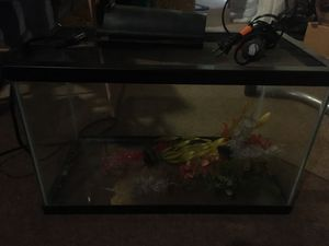 10 gallon fish tank for Sale in Independence, OH
