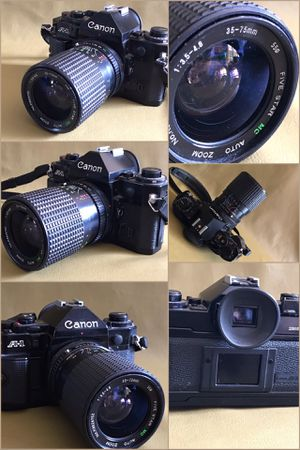 Canon A-1 film camera for Sale in Aloha, OR