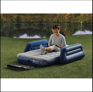 Ozark Trail Kids Camping Airbed w/ Travel Bag Sleeping Mattress for Sale in Frisco, TX