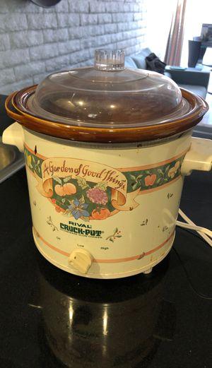 Crockpot for Sale in Phoenix, AZ