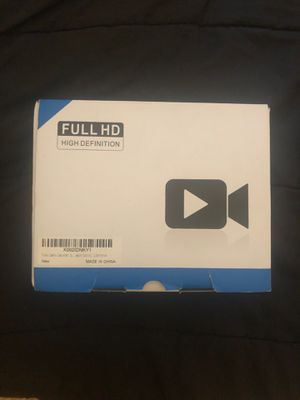 Full HD camera FOR SALE for Sale in Chesterfield, VA