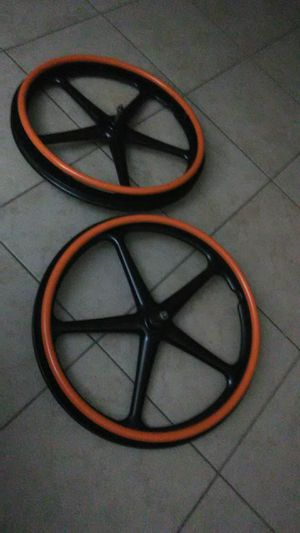 X-Core Polymer Wheelchair Rims for Sale in Upland, CA