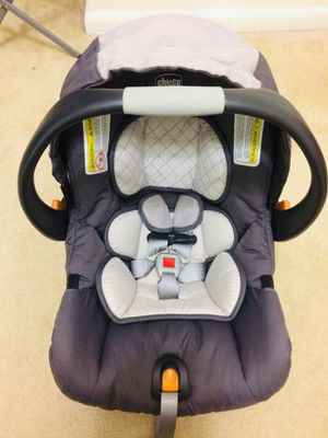 Chicco key Fit 30 Infant car Seat with Base for Sale in Rockville, MD