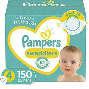 Pampers Swaddles Size 4 for Sale in Tolleson, AZ