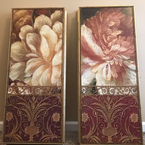 Two Beautiful Wall Art From Havarty's for Sale in Lawrenceville, GA