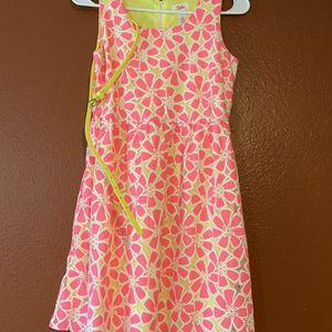 Girls dress - Easter dress - spring dress - flower dress - large for Sale in Chandler, AZ