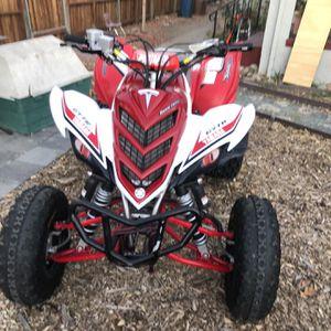 2008 Yamaha Raptor for Sale in Antioch, CA