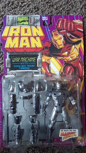 War machine action figure for Sale in Etterville, MO