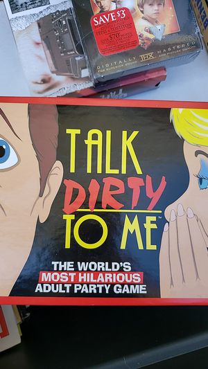 Talk dirty to me for Sale in Maple Park, IL